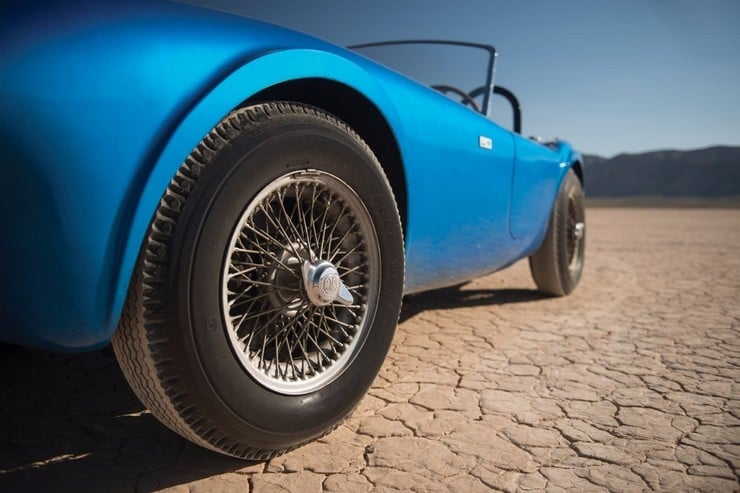 Original 1962 Shelby CSX 2000 Cobra 8
