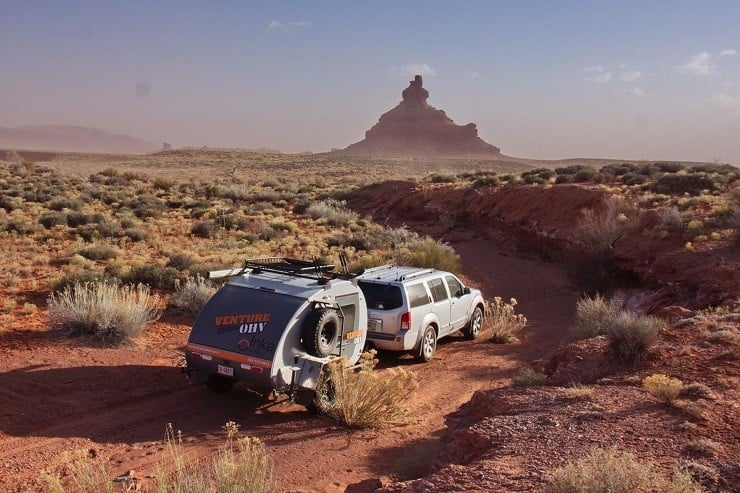 Venture OHV Off-Road Camper 5