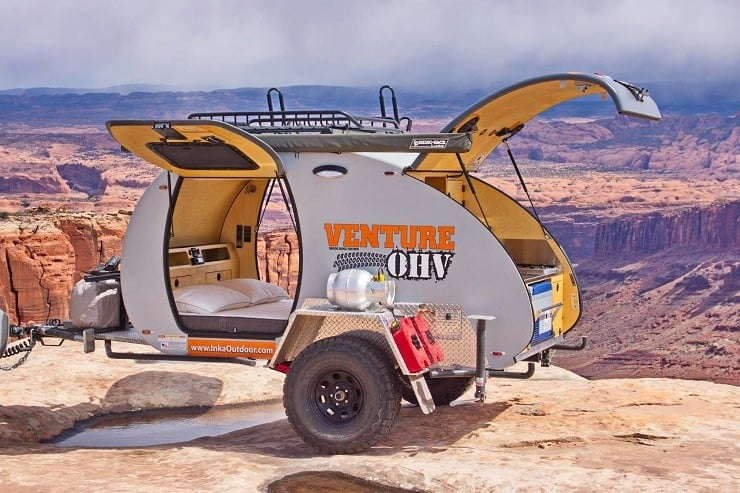 Venture OHV Off-Road Camper