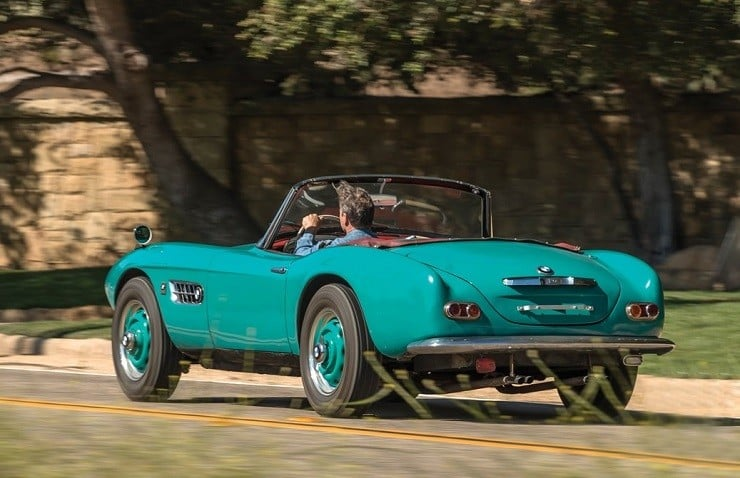 1957 BMW 507 Roadster Series I 2