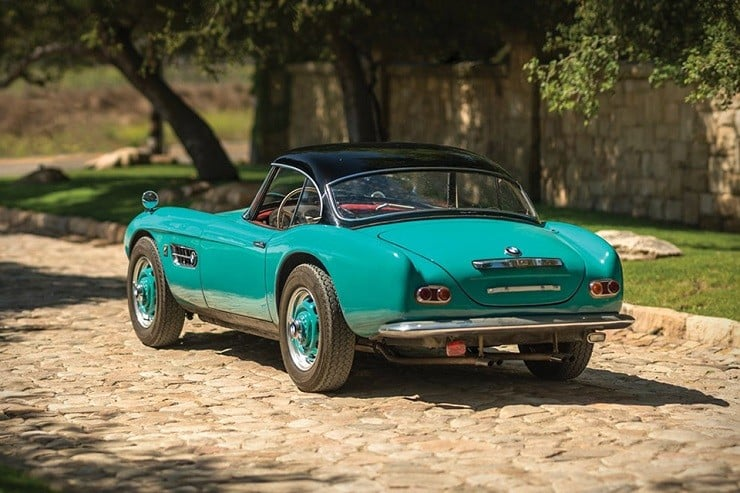 1957 BMW 507 Roadster Series I 8