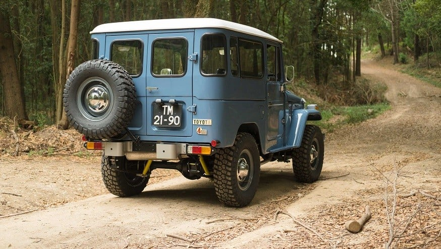 CoolnVintage 1979 Toyota Land Cruiser 11