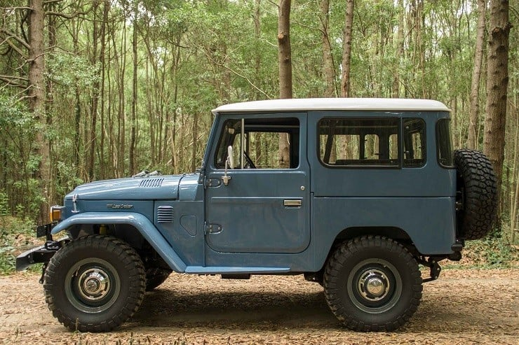 CoolnVintage 1979 Toyota Land Cruiser 13