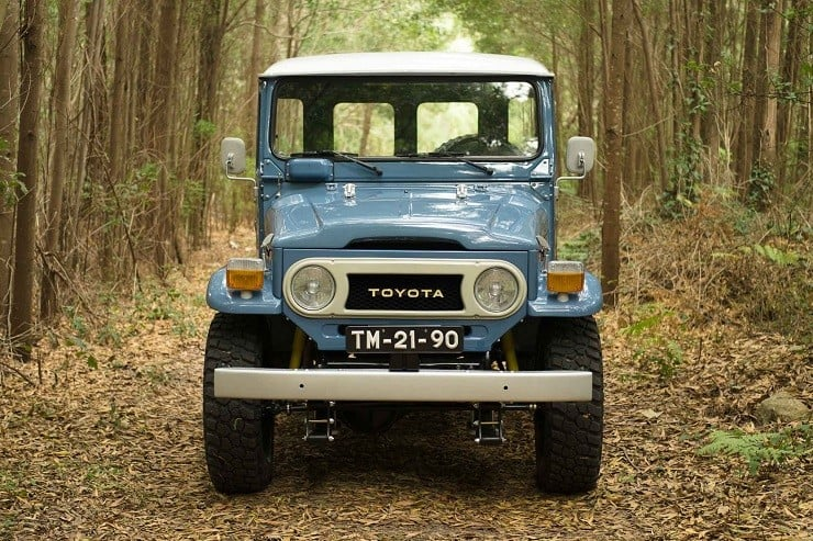 1979 Toyota Land Cruiser by  Cool & Vintage