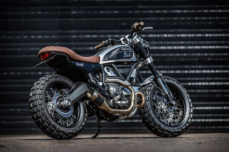 Ducati Scrambler X For Sale