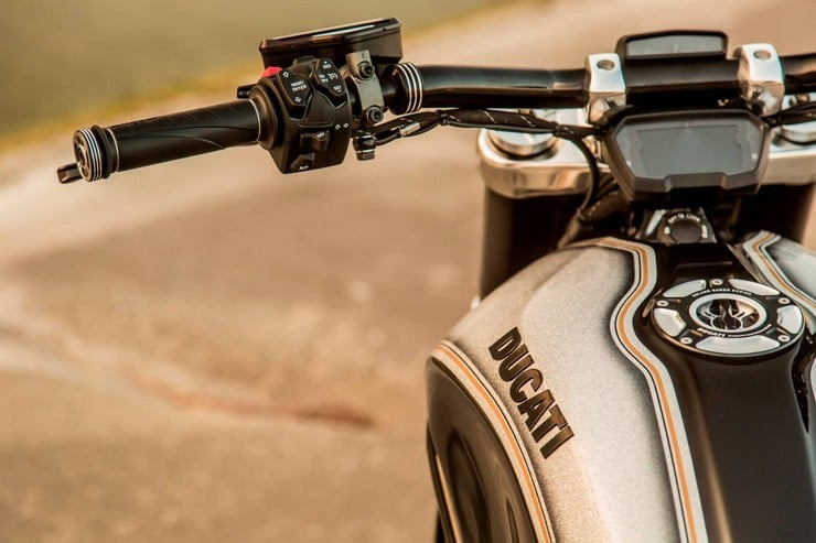 Ducati XDiavel by Roland Sands 11