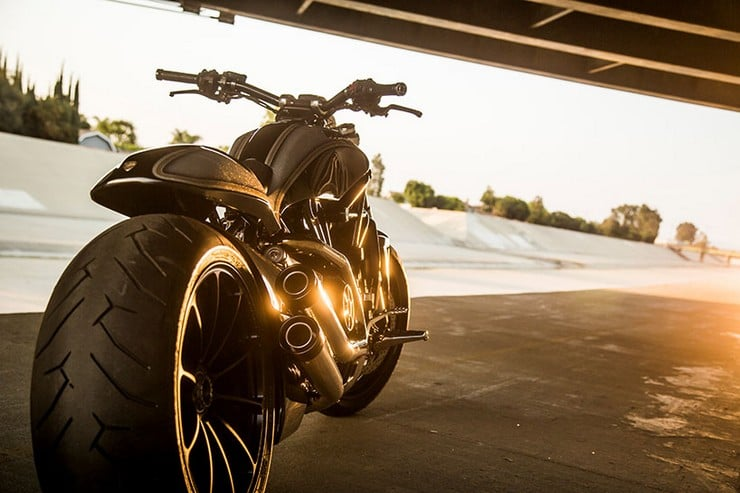Ducati XDiavel by Roland Sands 12