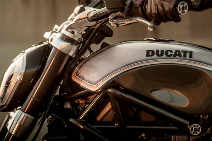 Ducati XDiavel by Roland Sands 4