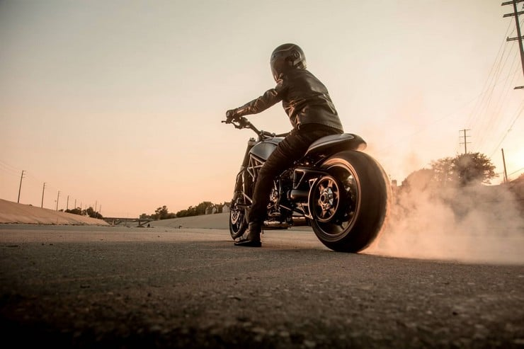 Ducati XDiavel by Roland Sands 5