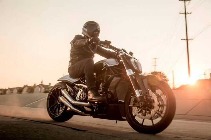 Ducati XDiavel by Roland Sands 6