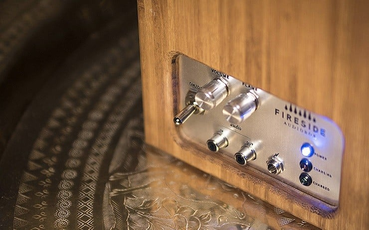 Fireside Audiobox 4