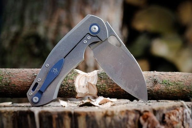 GiantMouse GM1 Folding Knife