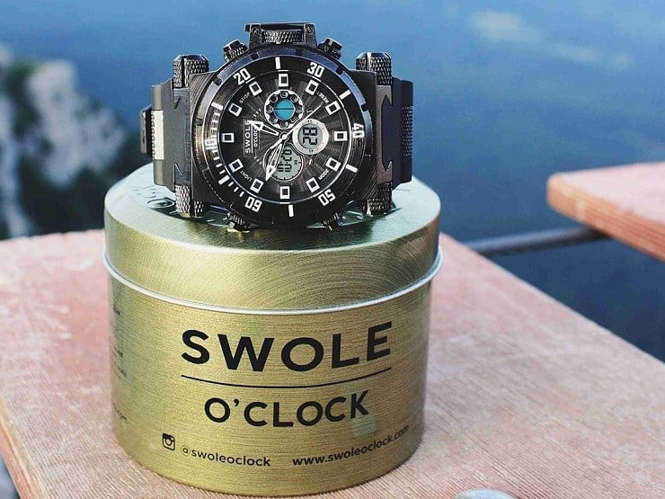 SWOLE O'Clock Watch Review 14