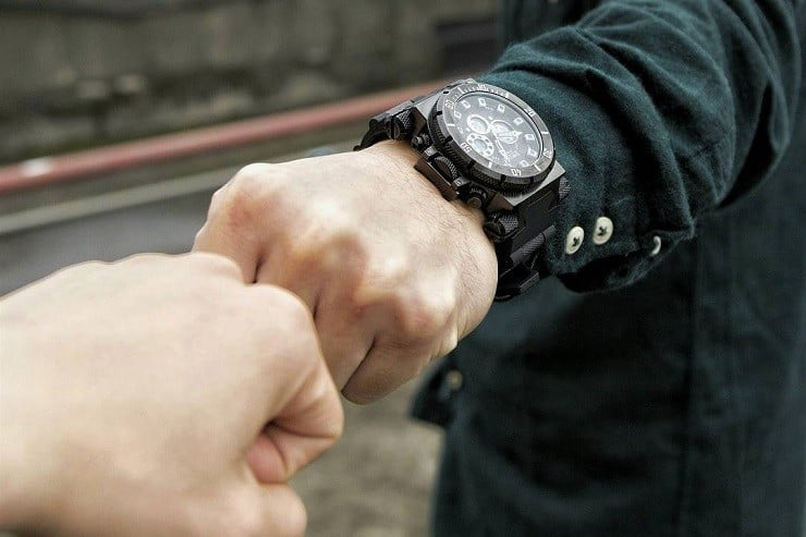 SWOLE O'Clock Watch Review 4
