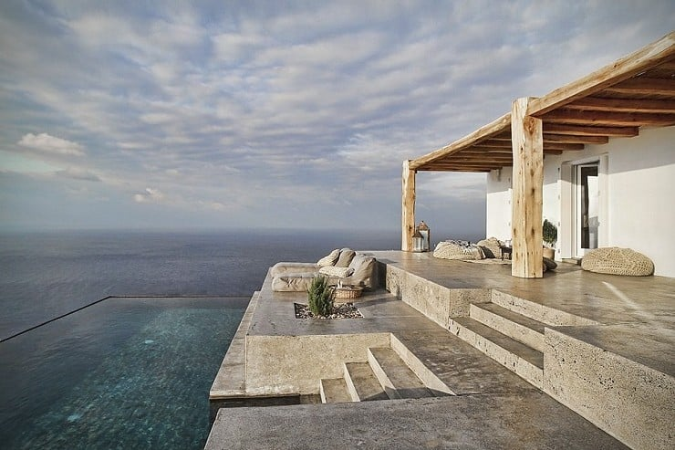 Summer House in Syros, Greece