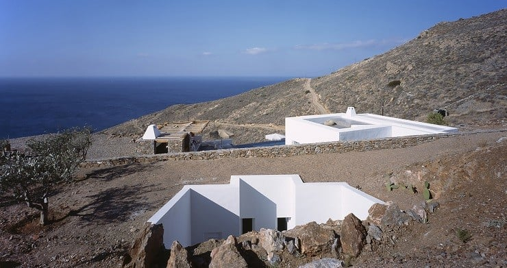 Summer House in Syros, Greece 9