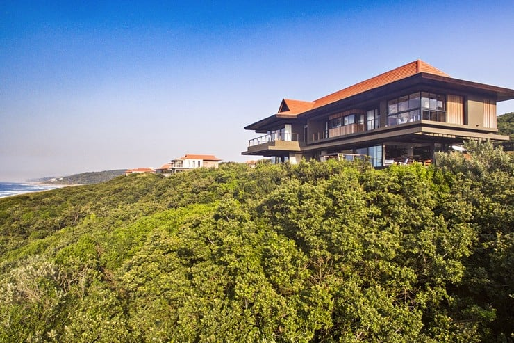 The Reserve House in South Africa 1