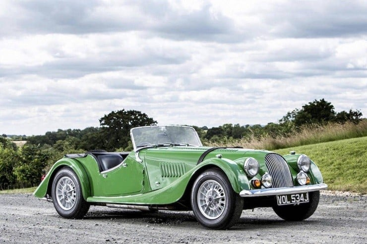 1970 Morgan Plus 8 Sports Roadster 1