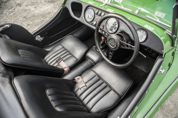 1970 Morgan Plus 8 Sports Roadster 2