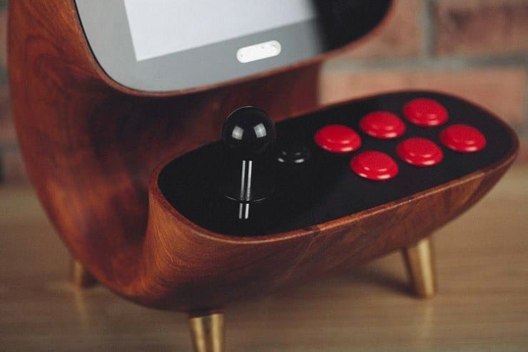 8Bitdo Desktop Arcade Joy Stick 4