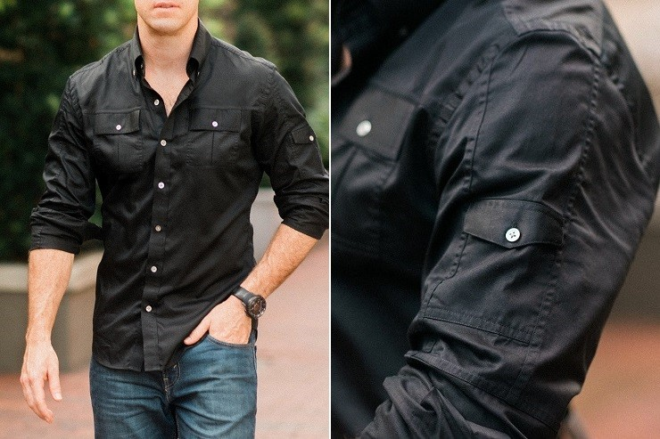Batch Luxtility Work Shirt