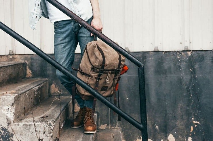 Blake Adventure Rucksack by Savage Supply Co.