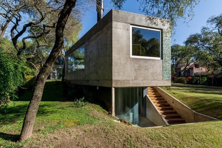 Casa Del Bosque in Argentina 9