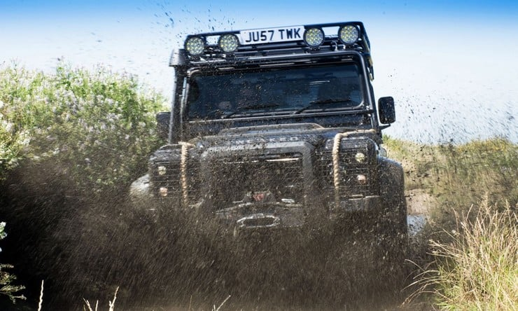 Land Rover Defender 90-110 Tweaked Spectre Edition 7