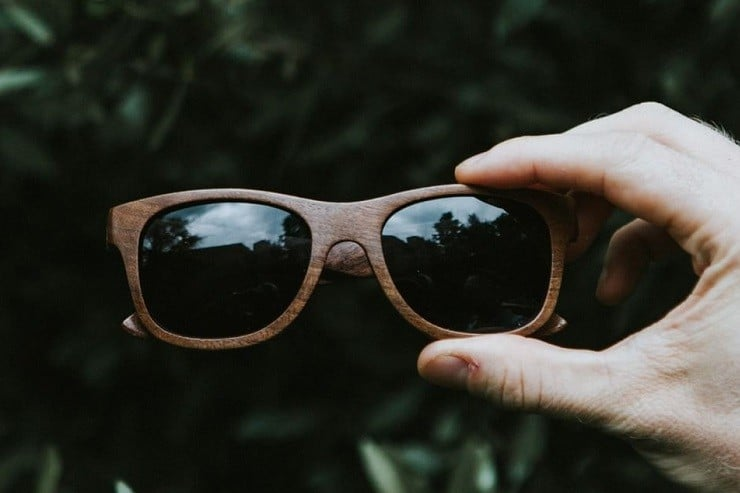 Legacy Eyewear Wood Sunglasses