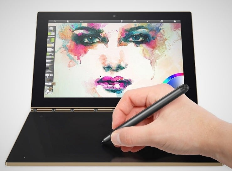 Lenovo Yoga Book 2-in-1 Tablet 7