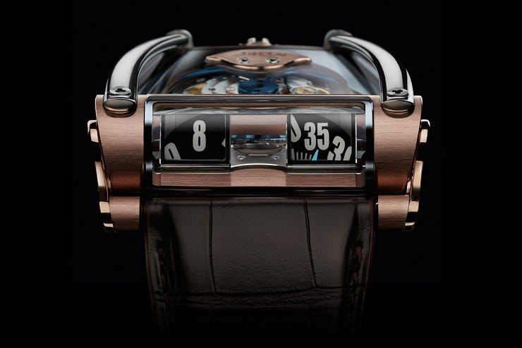 MB&F Horological Machine N°8