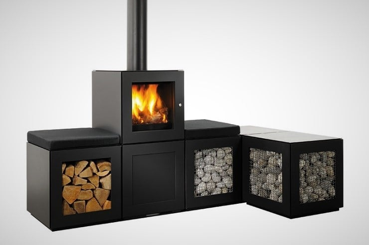 Speeta Modular Wood Burning Stove Men 39 S Gear