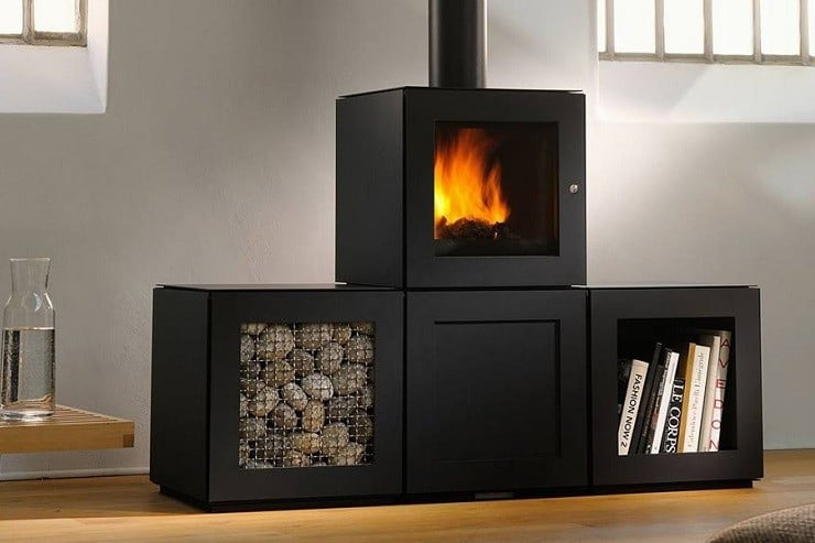 Speeta Modular Wood Burning Stove