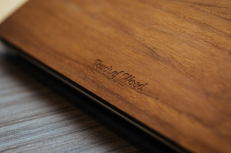 Touch Of Wood MacBook Covers 3