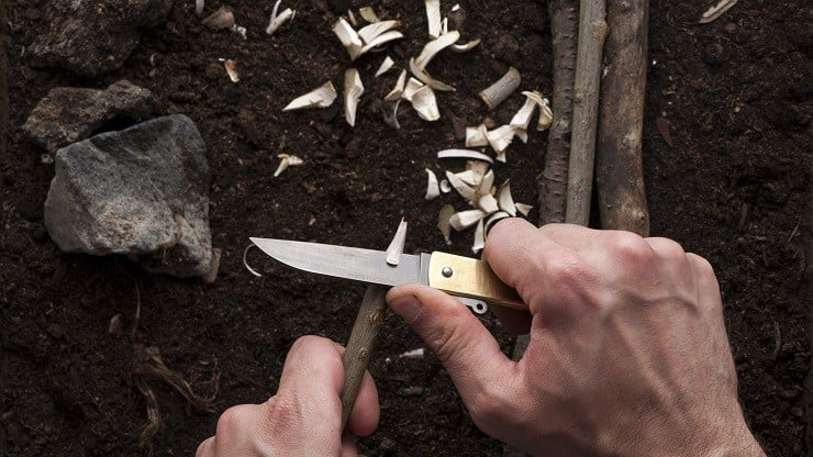 Urban HUSKY Pocket Knife f