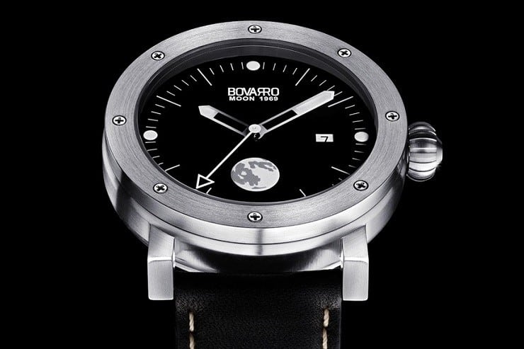 Bovarro Moon 1969 Watch