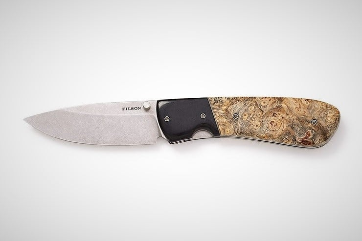 Filson Buckeye Folding Knife