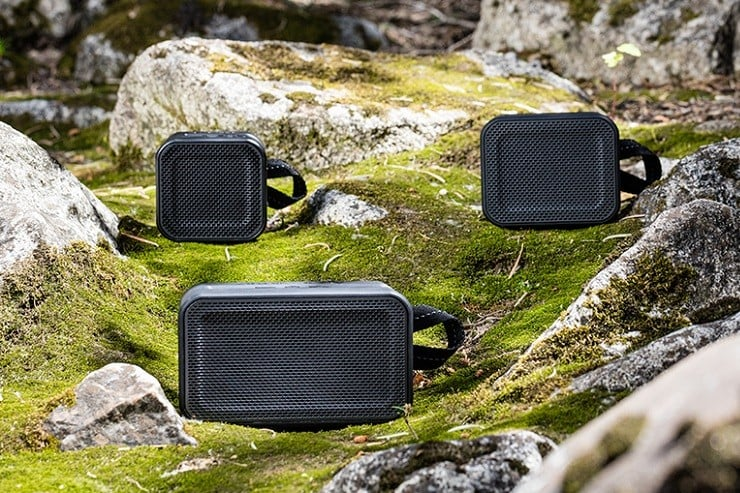 Skullcandy Barricade Speakers