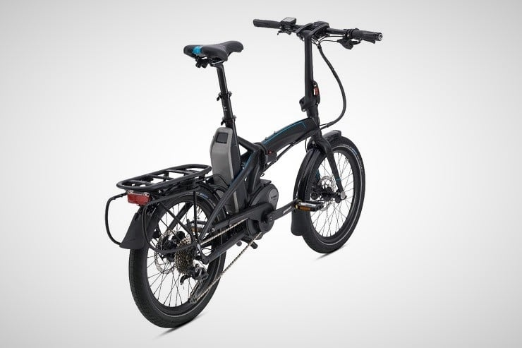 Tern Vektron Folding Electric Bike Men S Gear
