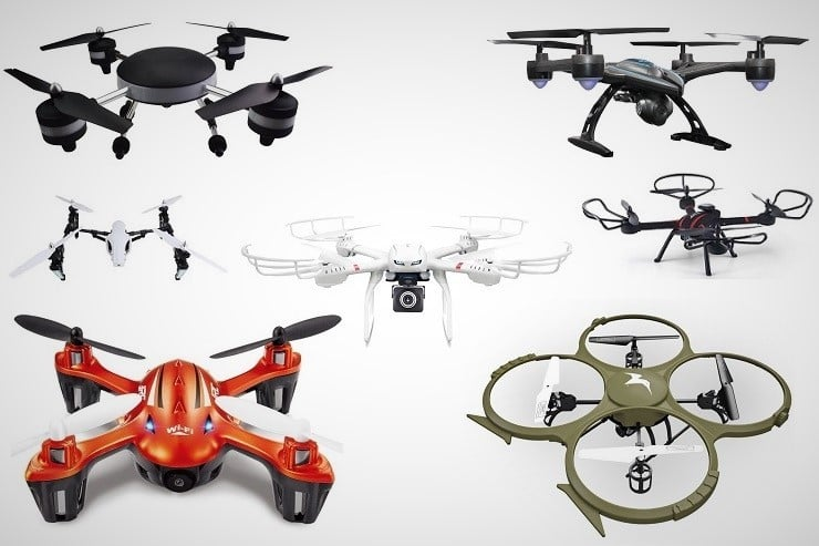7 Affordable Camera Drones That Don't Suck