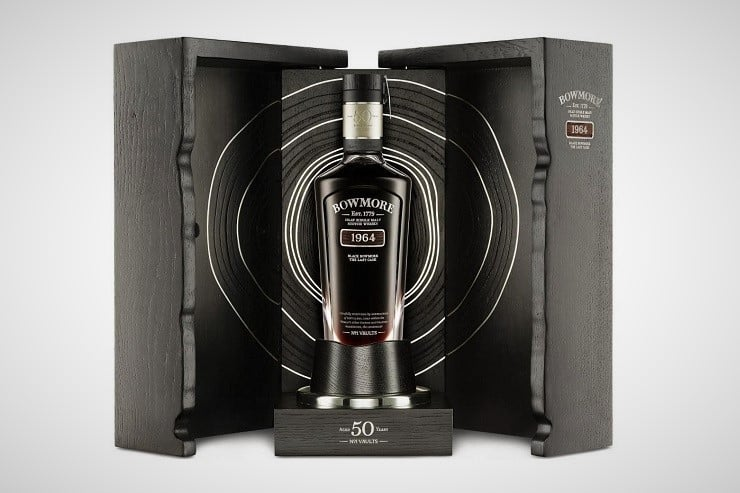Black Bowmore 50 Year Old Whisky