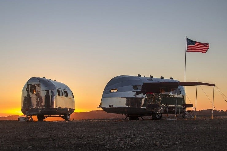 Bowlus Road Chief Lithium+ Trailer