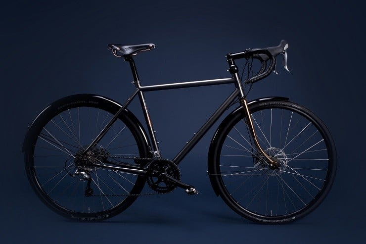Brooks Pelago X Stavanger Bike