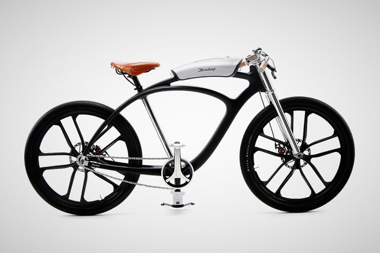 Noordung Angel Edition Electric Bicycle