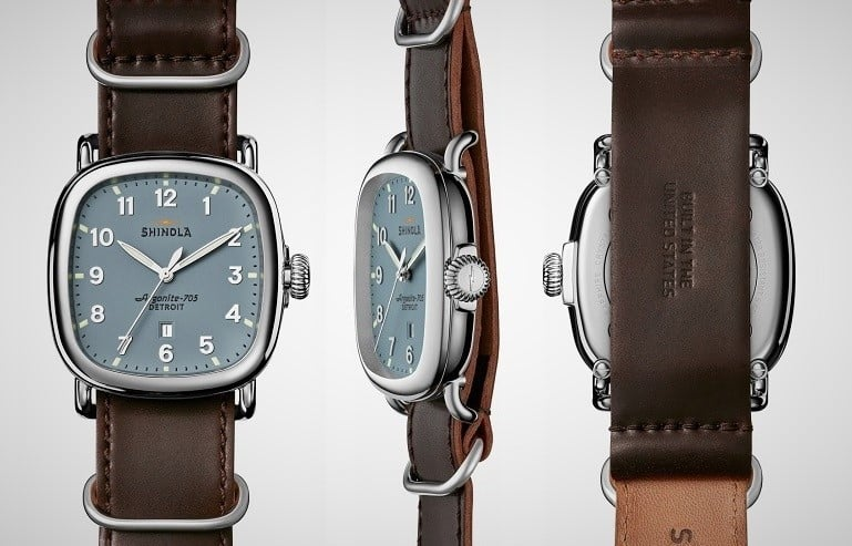 Shinola Guardian Collection