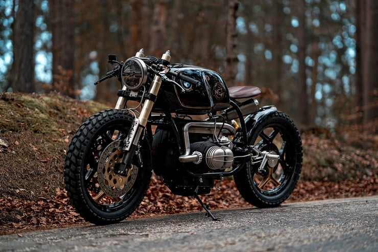 BMW R100 'Black Stallion #28' by NCT Motorcycles