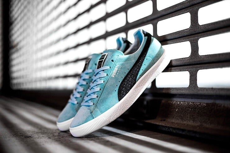 PUMA x Diamond Supply Clyde Sneakers