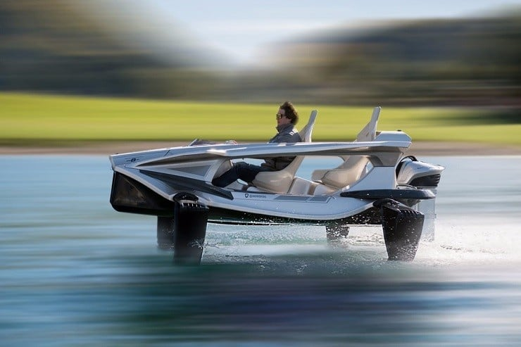 Quadrofoil Q2S Electric Personal Watercraft