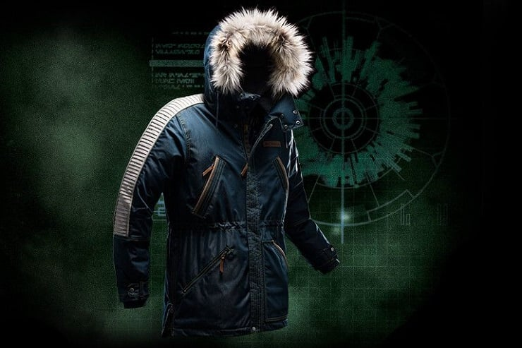 Rogue One: A Star Wars Story Inspired Jackets by Columbia