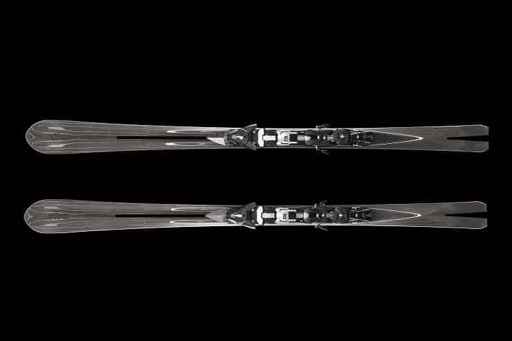 Zai & Moncler Grenoble Skis
